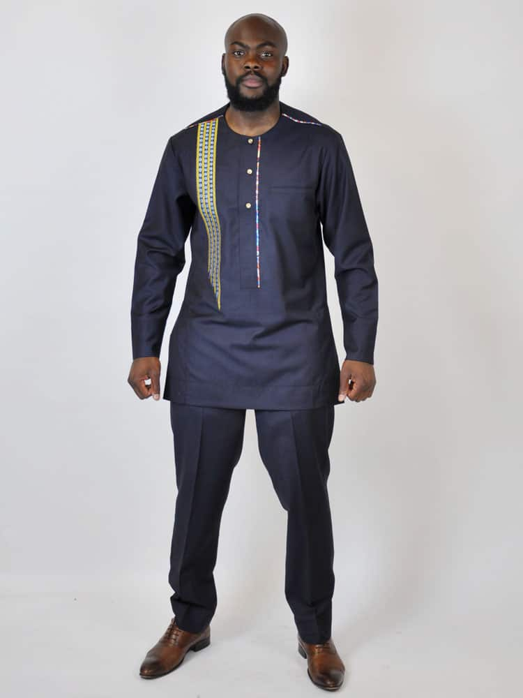 Authentic African Suit For men - African Clothing Store